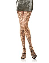 Picture of Leopard Tan Tights