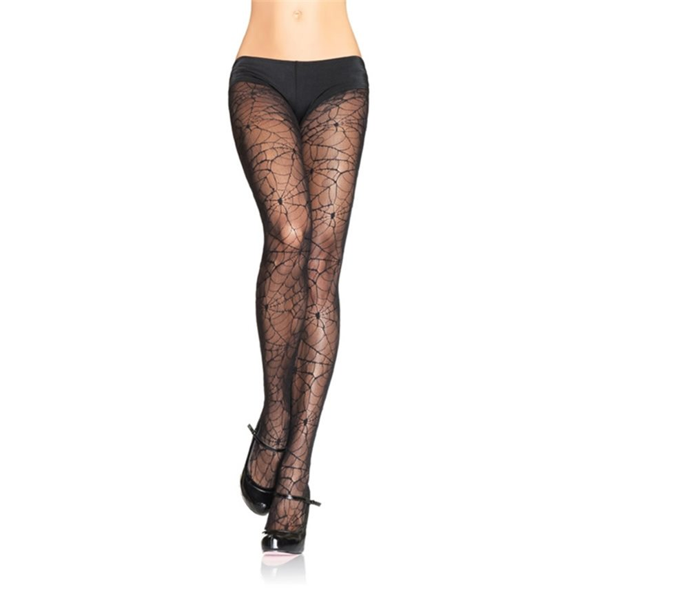 Picture of Spiderweb Lace Pantyhose