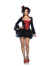 Picture of Transylvania Vampire Temptress Adult Costume