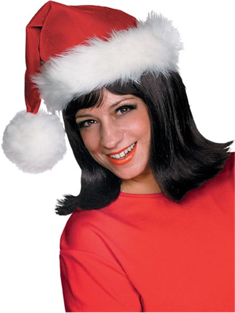 Picture of Deluxe Santa Adult Hat