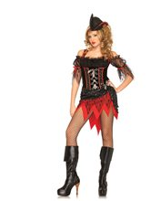 Picture of Miss Davy Jones Adult Womens Costume