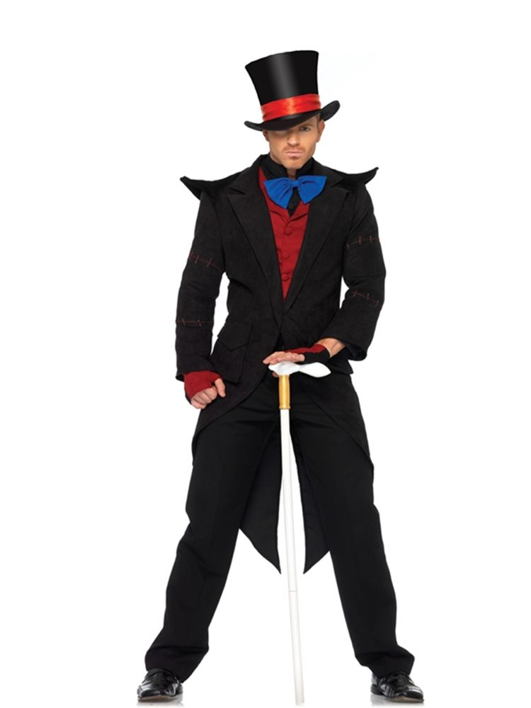Picture of Evil Mad Hatter Adult Mens Costume