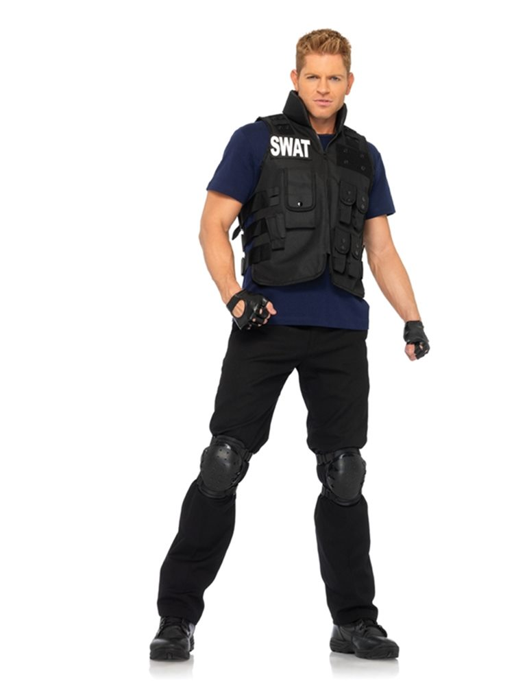 Picture of SWAT Commander Adult Mens Costume
