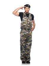Picture of 4pc Special Officer Adult Costume
