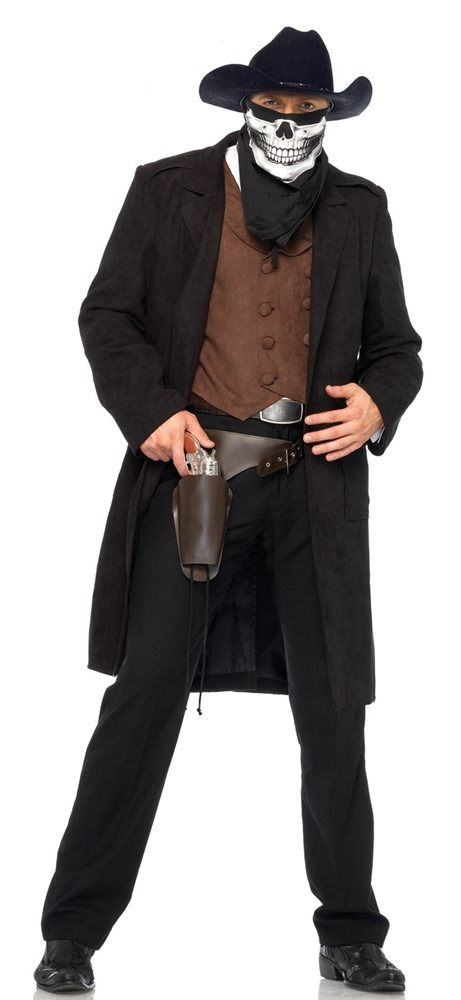 Picture of Reaper Cowboy Adult Mens Costume