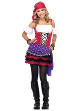 Picture of Crystal Ball Gypsy Juniors Costume