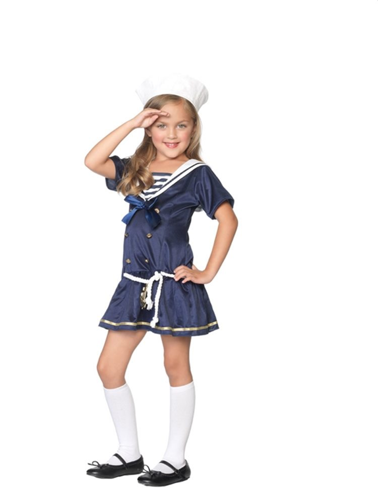 Picture of Shipmate Cutie Child 2pc Costume