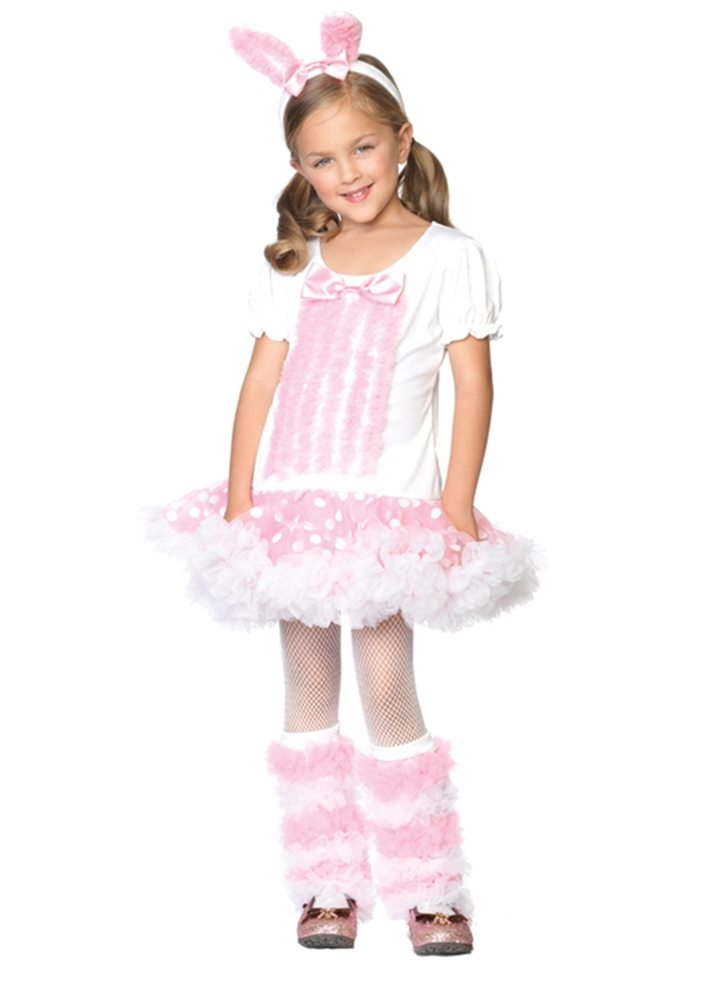 Picture of Fluffy Bunny Child Costume
