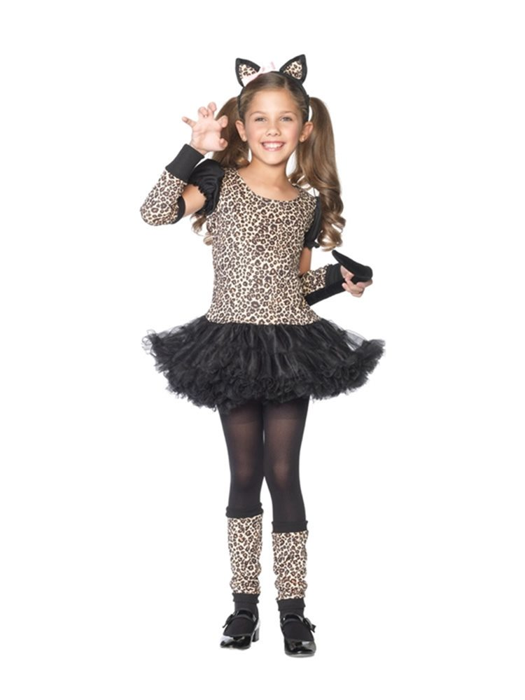 Picture of Little Leopard Child Costume