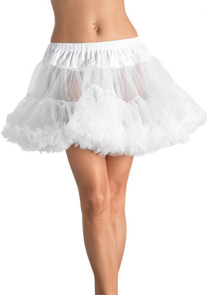 Picture of Layered Plus Size Tulle Petticoat (More Colors)