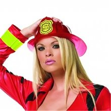 Picture of Fireman Hat Red