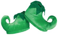Picture of Deluxe Elf Adult Shoes