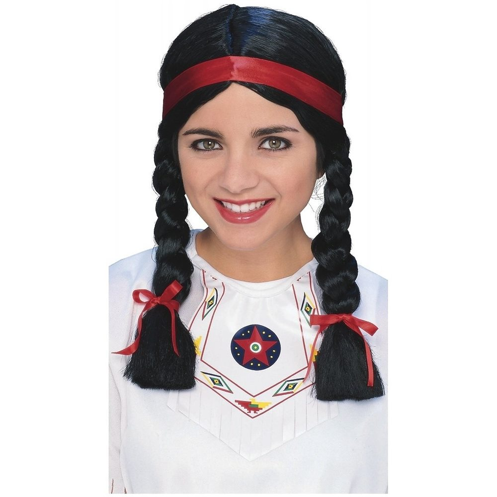 Picture of Indian Braids Female Wig