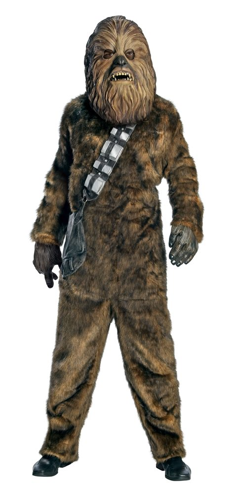 Picture of Star Wars Deluxe Chewbacca Adult Mens Costume