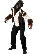 Picture of The Wolfman Deluxe Adult Mens Costume