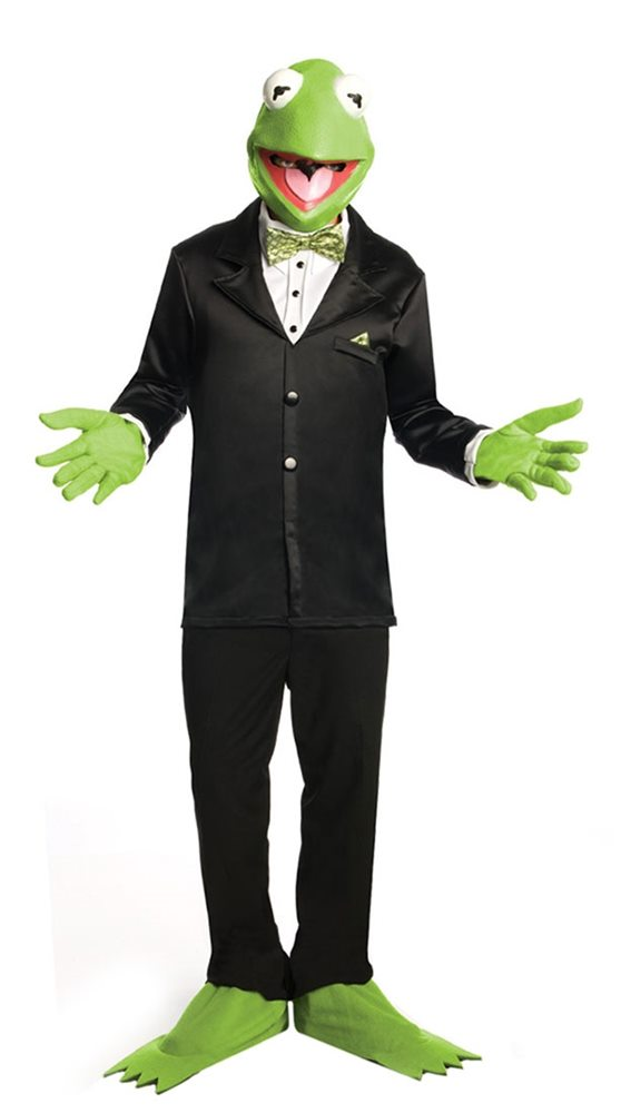 Picture of The Muppets Kermit Adult Mens Costume