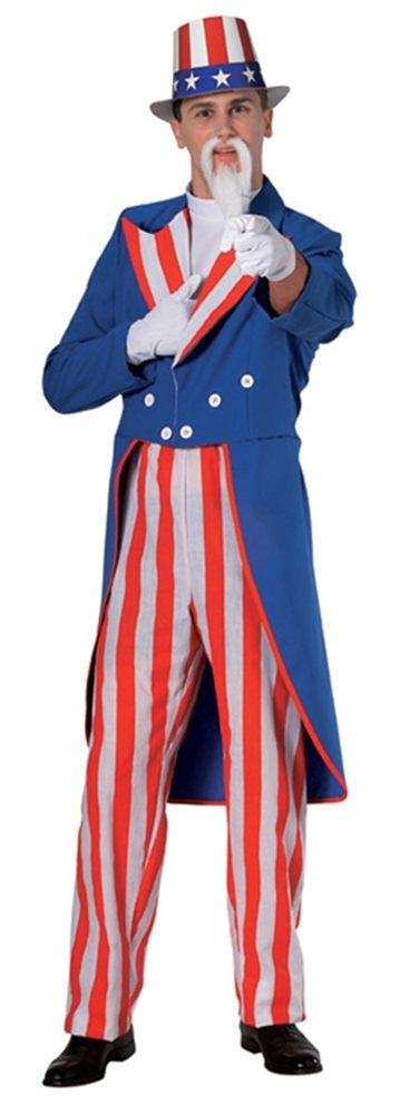 Picture of Uncle Sam Adult Mens Costume