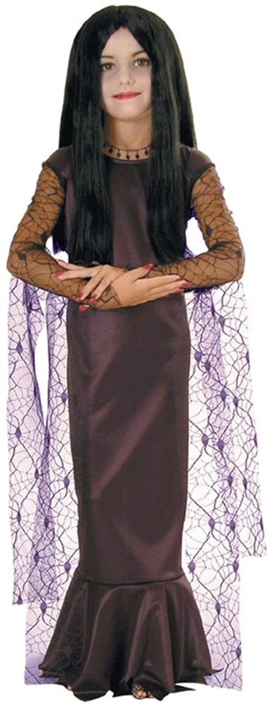 Picture of Morticia Child Costume