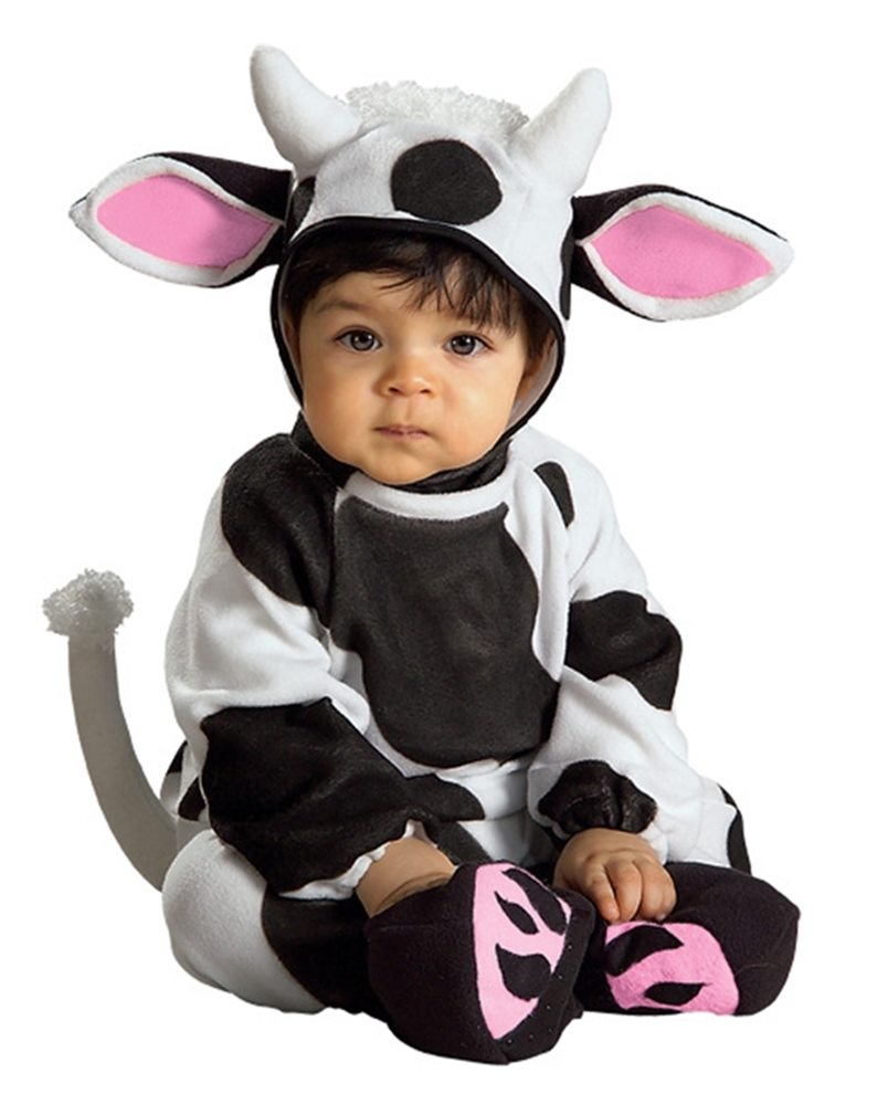 Picture of Cozy Cow Infant Costume