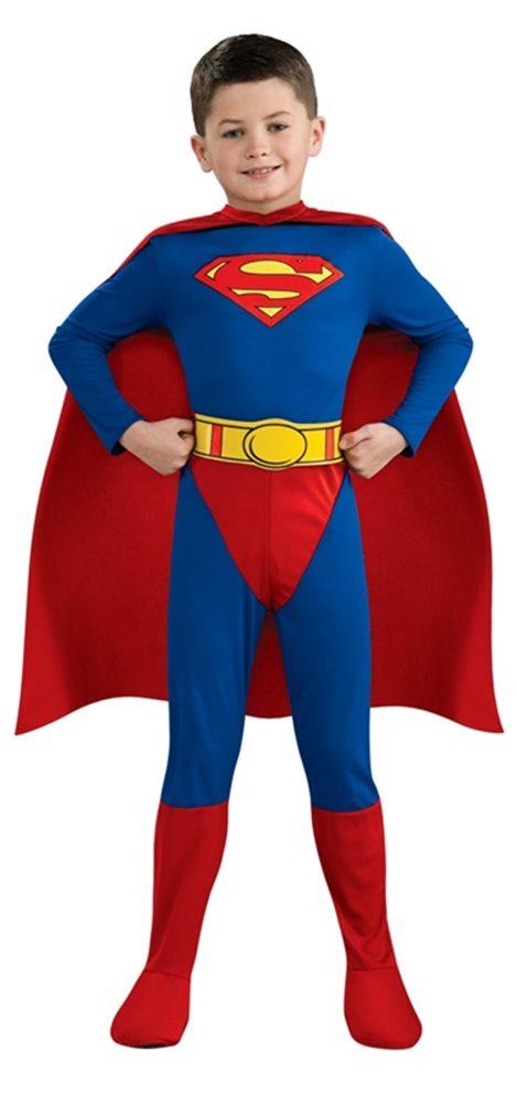 Picture of Superman Child Costume