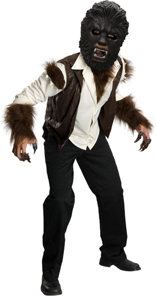 Picture of The Deluxe Wolfman Child Costume