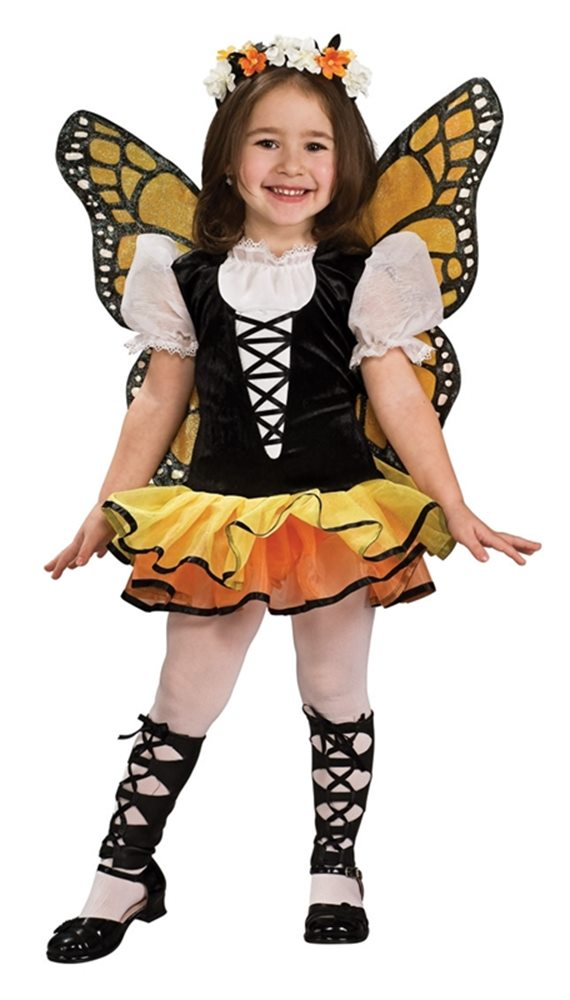 Picture of Monarch Butterfly Child Costume