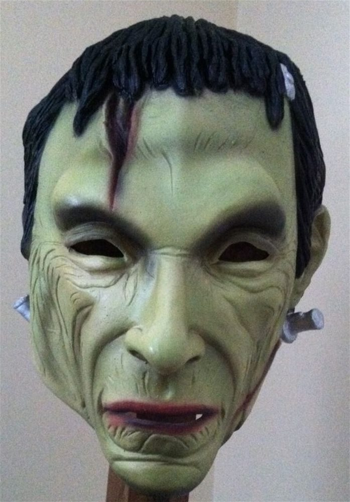 Picture of Frankenstein Mask