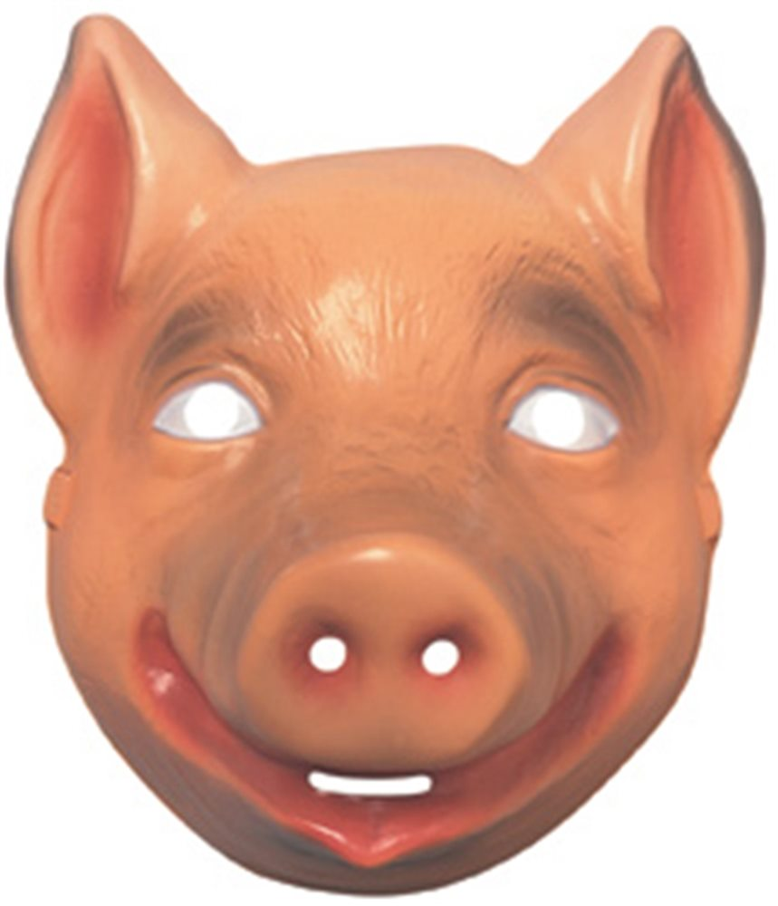 Picture of Pig Plastic Mask