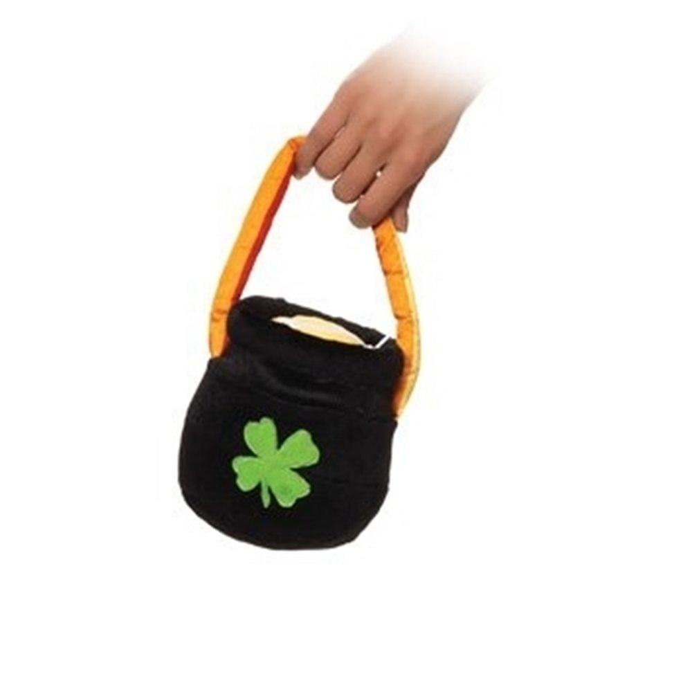 Picture of Plush Pot of Gold Purse
