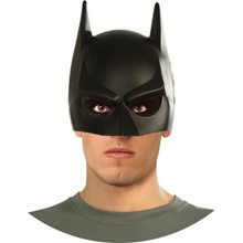 Picture of Batman Adult Mask with Strap