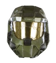 Picture of Halo Master Chief 2pc Vacuform Adult Mask