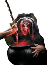 Picture of Reel F/X Evil Witch Prosthetic Kit