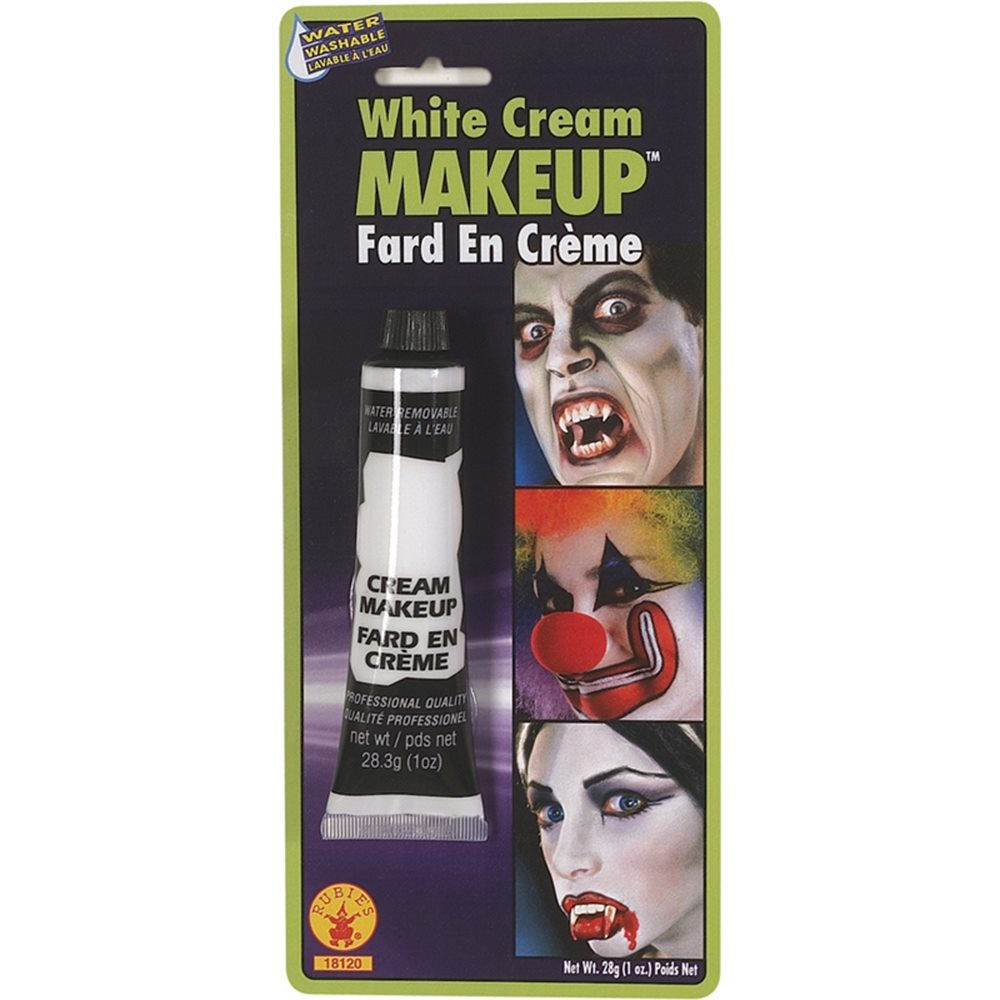 Picture of White Cream Makeup