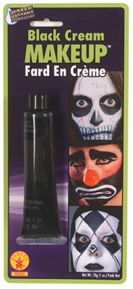 Picture of Black Cream Makeup