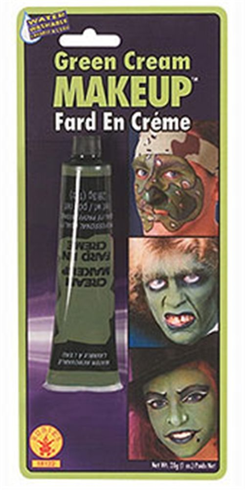 Picture of Green Cream Makeup