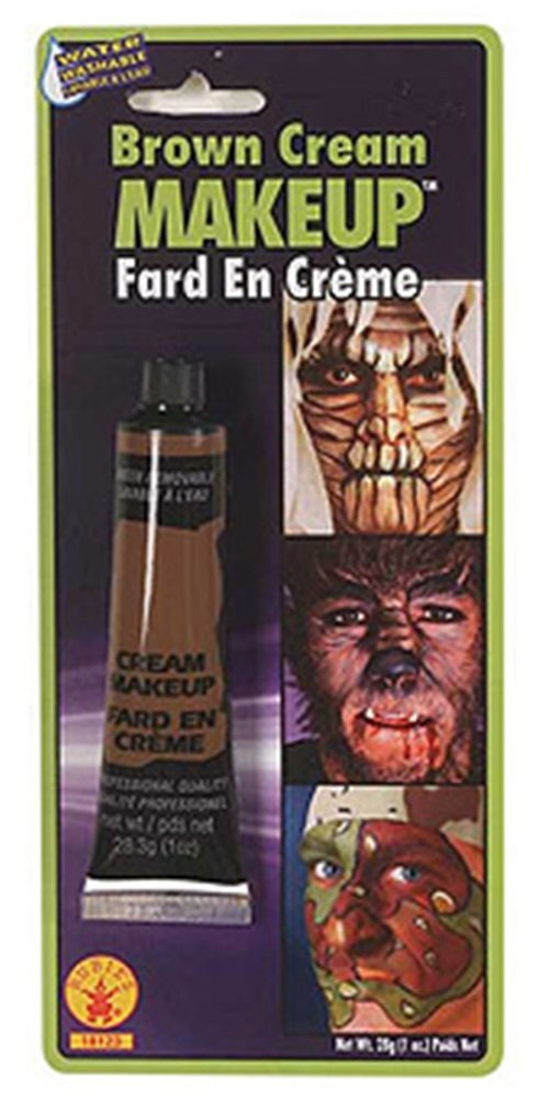 Picture of Brown Cream Makeup