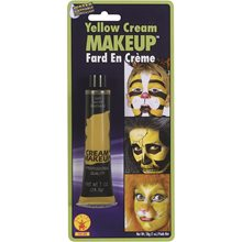 Picture of Yellow Cream Makeup