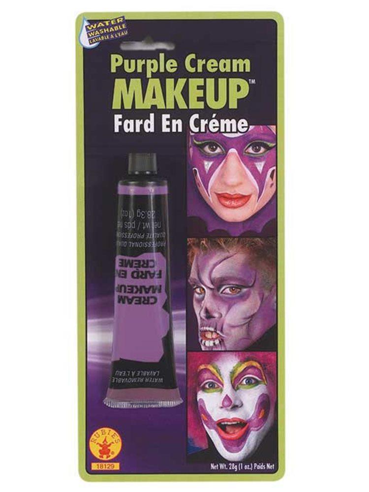 Picture of Purple Cream Makeup