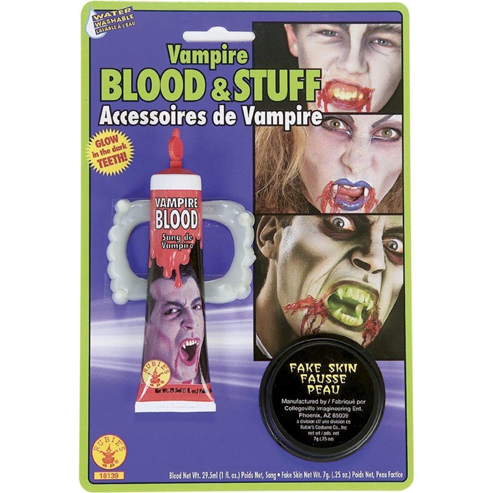 Picture of Vampire Blood & Stuff Makeup Set