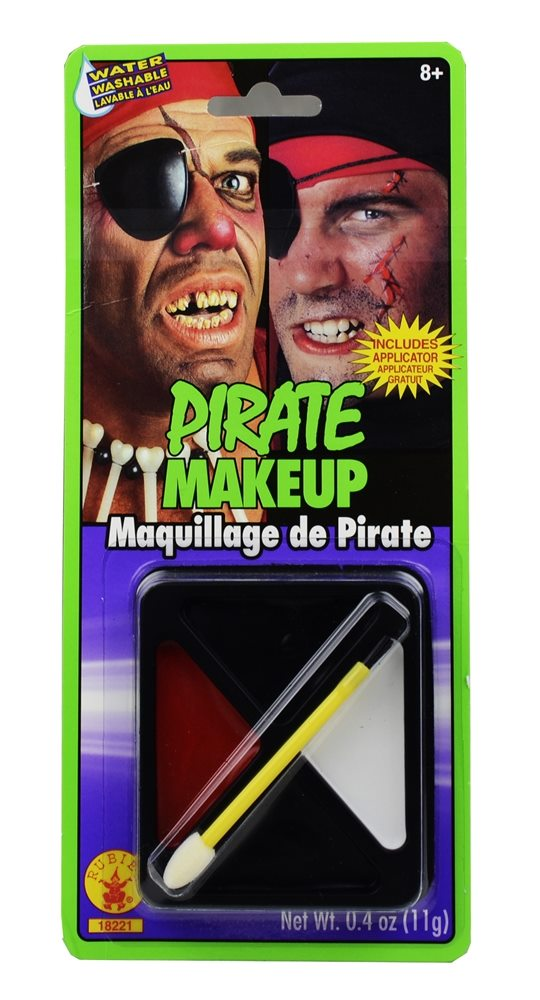 Picture of Pirate Kit Makeup