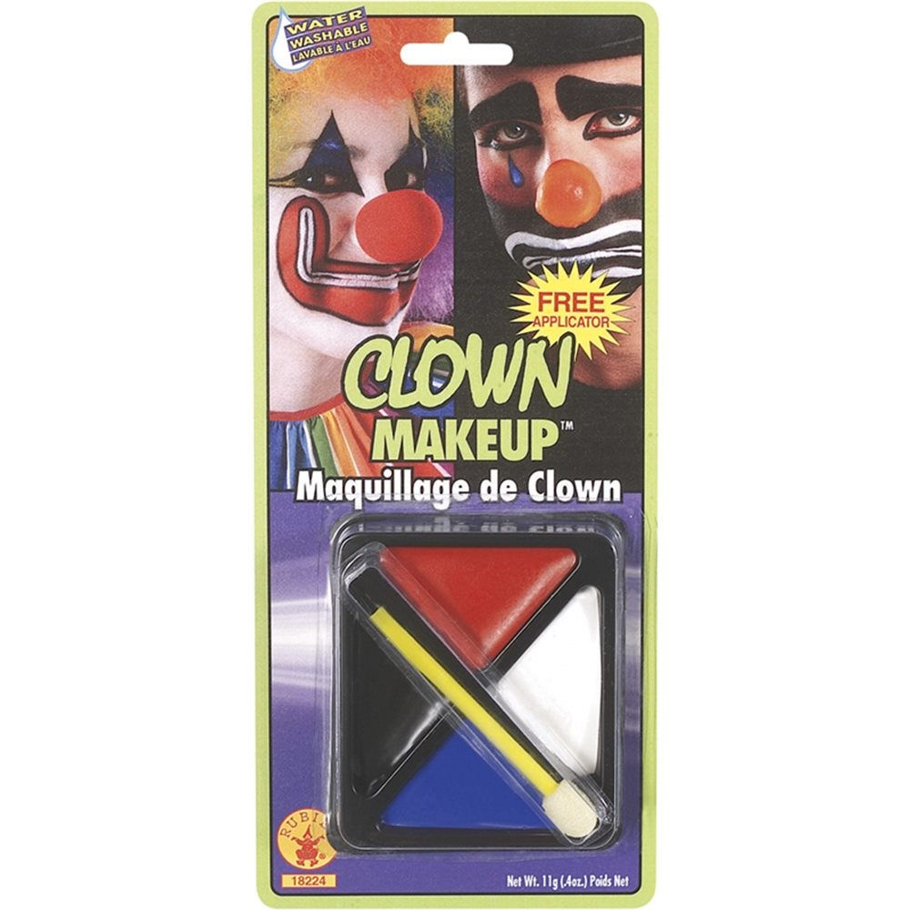 Picture of Clown Kit Makeup