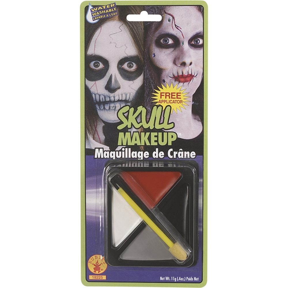 Picture of Skull Makeup Kit