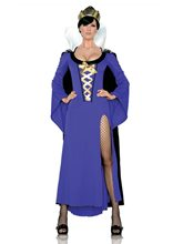 Picture of Evil Queen 2pc Costume