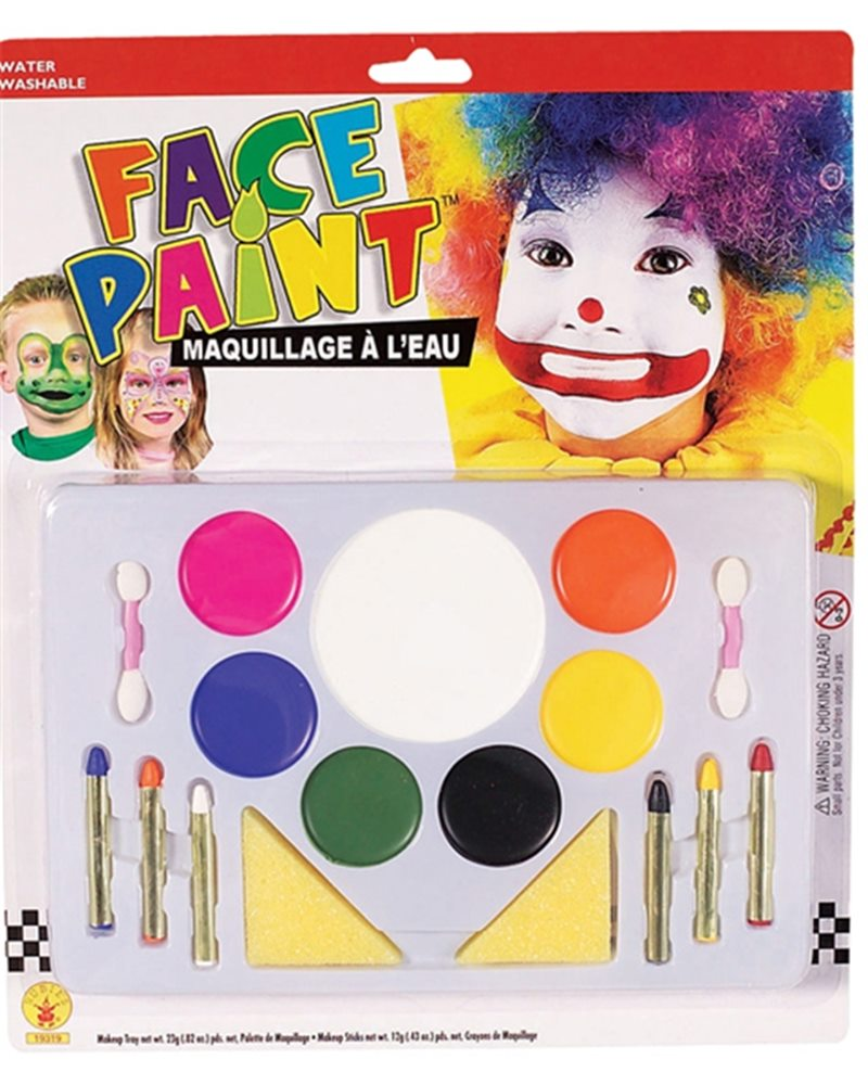 Picture of Face Paint Makeup Kit