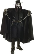 Picture of V for Vendetta Cape