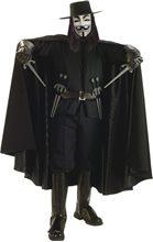 Picture of V for Vendetta Cape
