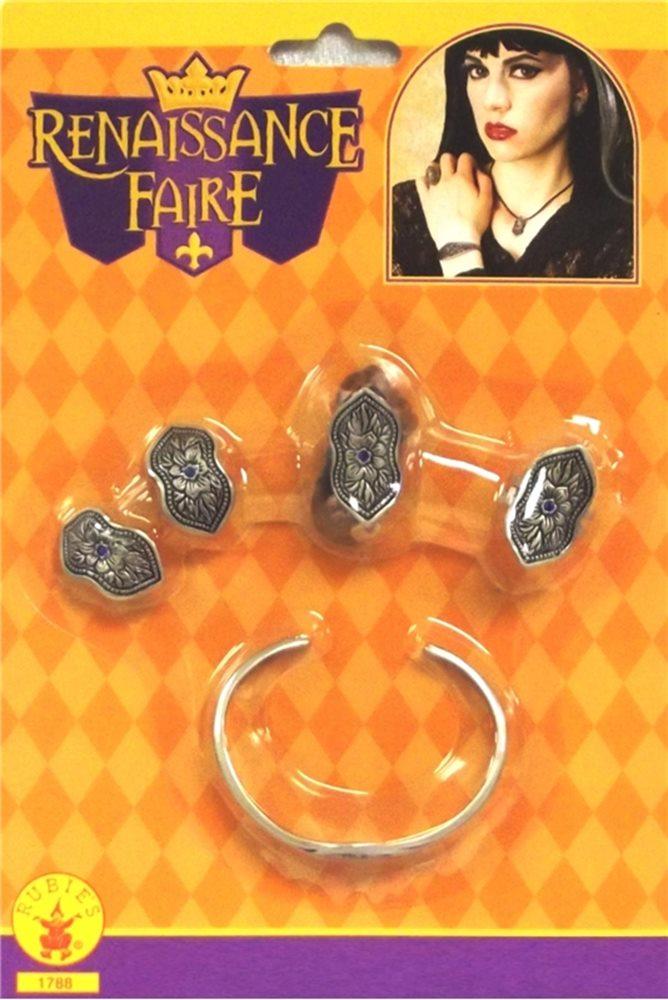 Picture of Renaissance Faire Jewelry Set