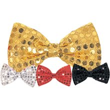 Picture of Sequin Dot Bow Tie