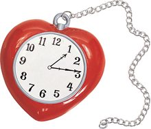 Picture of The Wizard Of Oz Heart Clock
