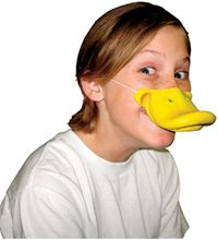 Picture of Yellow Duck Nose